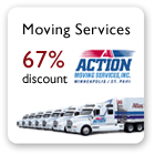 Great Discounts on Moving Services