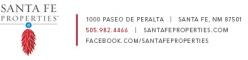 Santa Fe Properties, Inc.