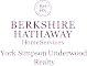 Berkshire Hathaway HomeServices York Simpson Underwood Realty