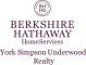 Berkshire Hathaway HomeServices York Simpson Underwood Realty