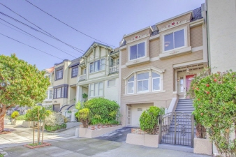 380 17th Avenue, San Francisco, CA, 94121