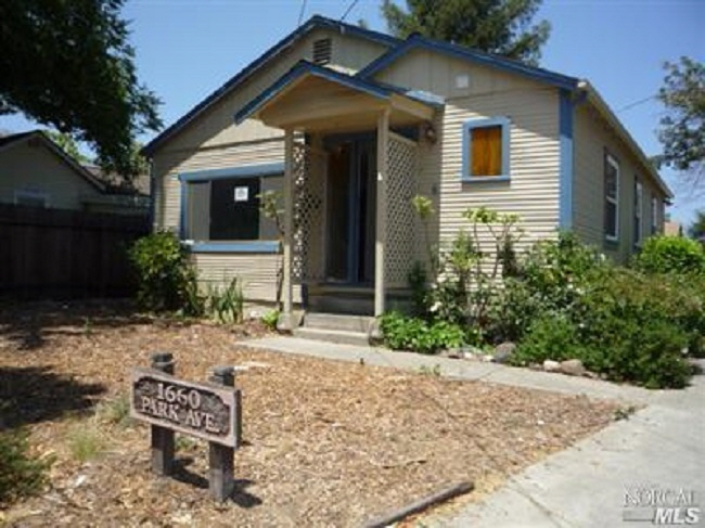 1660 Park Ave, Napa, CA, 94558 United States