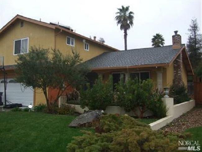 1820 Monarch Drive, Napa, CA, 94558 United States